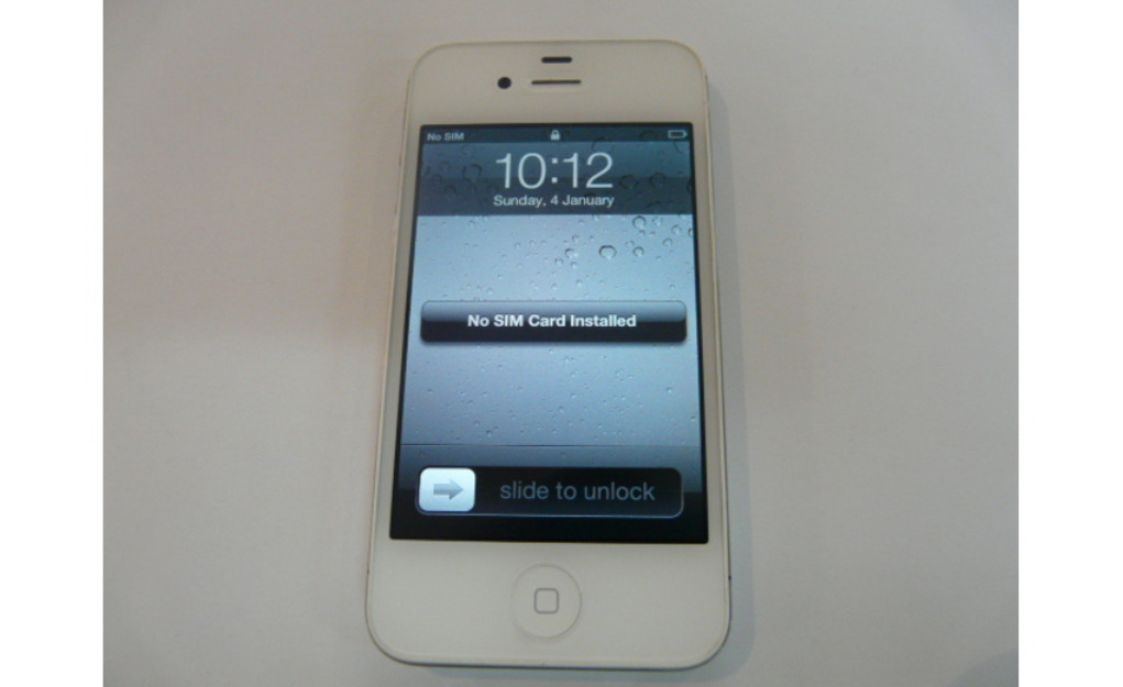 vente iphone 4s 64Go tr s bon tat en trs bon Go dapplications compltes iphone 4s blanc